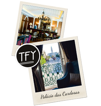 Tours For You Intercontinental Palacio Das Cardosas
